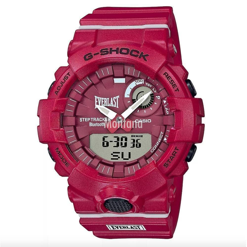 Reloj G SHOCK x EVERLAST GBA 800EL 4AER