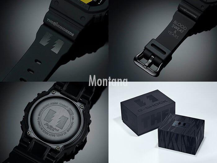 Reloj G-SHOCK x THE HUNDREDS DW-5600HDR-1ER - Imagen 2